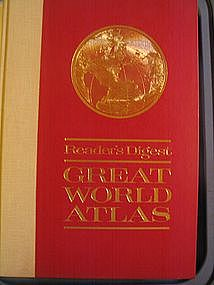 Reader's Digest Great World Atlas
