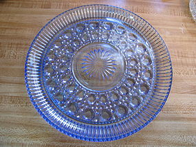 Federal Windsor Blue Platter