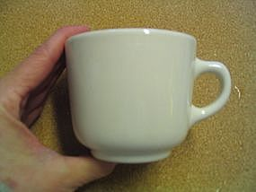 Homer Laughlin Best China Cup
