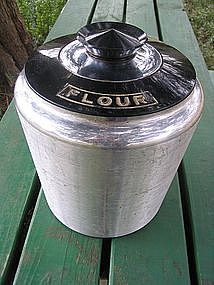 Kromex Flour Canister
