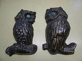 Plaster Owls