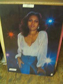 Vintage Pam Grier Poster