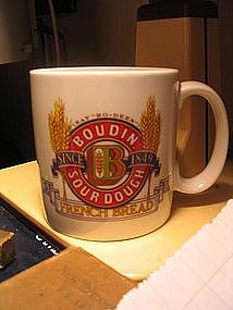 Boudin Bakeries Mug