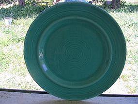 Metlox Colorstax Turquoise Plate