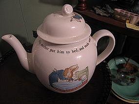 Wedgwood Peter Rabbit Teapot Lid
