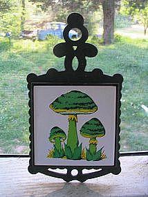 Mushroom Trivet
