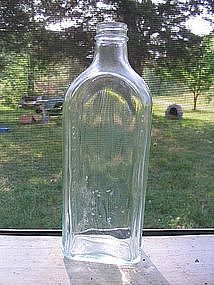 R. V. Pierce M.D. Bottle