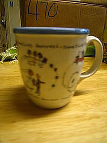 Brunelli Wedding Mug