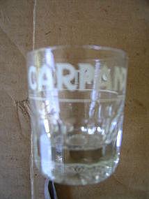 Carpano Punt e Mes Glass