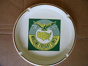Malone Freight Lines Ashtray