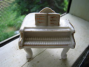 Porcelain Piano
