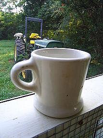 Pottery Shaving Mug
