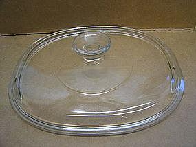 Corning Oval Casserole Lid