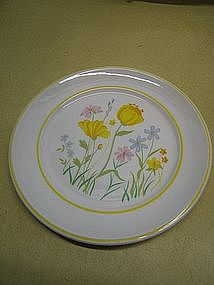 John Brothers Spring Day Plate