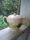 Franciscan Ivy Sugar Bowl