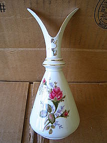 Lipper and Mann Rose Vase