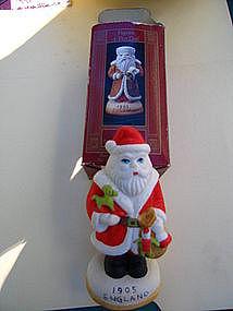 Jamestown China 1905 Santa Figurine
