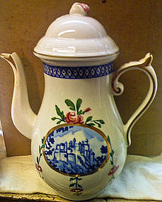 Elizabeth Arden Orient Express Teapot