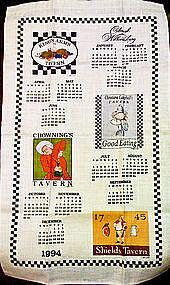 Colonial Williamsburg Calendar