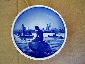 Royal Copenhagen Langelinie Plate