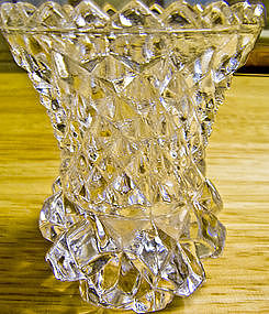 Crystal Toothpick Holder