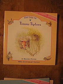 Tale of Timmy Tiptoes 100th Anniversary