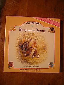 The Tale of Benjamin Bunny 100th Anniversary