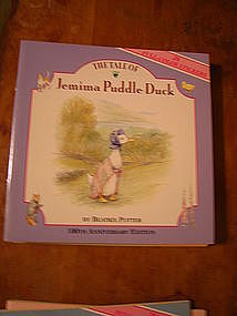 The Tale of Jemima Puddle-Duck 100th Anniversary