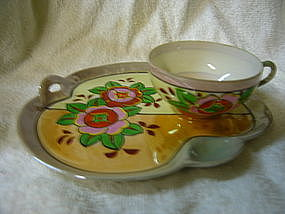 Seiei Cup and Saucer