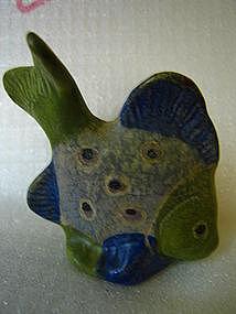 Italian Pottery Fish