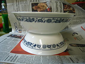 Corelle Old Town Vegetable Bowl  SOLD
