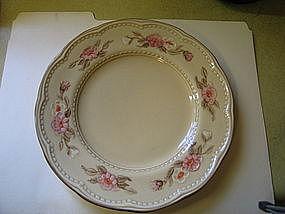 Franciscan Rosette Salad Plate