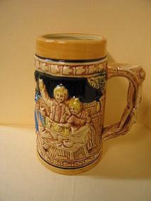 Vintage Beer Stein