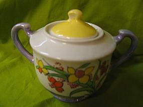 Lustreware Sugar Dish