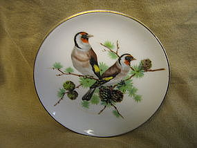 Ucagco Bird Plate