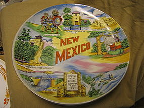 New Mexico Plate