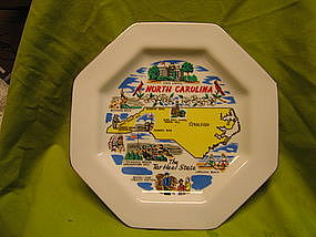 North Carolina Plate