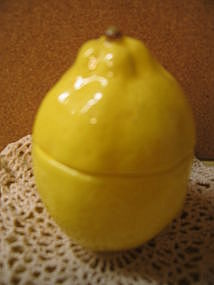 Lemon Sugar Bowl