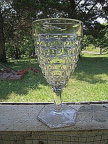 Fostoria Early American Goblet