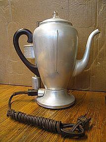 Mirro-Matic Electric Coffee Pot