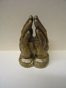 Praying Hands Salt and Pepper Shakers