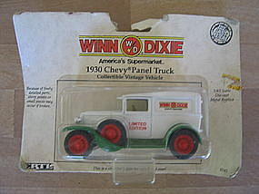 Ertl Winn Dixie Truck