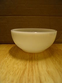 Fire King White Oven Ware Bowl