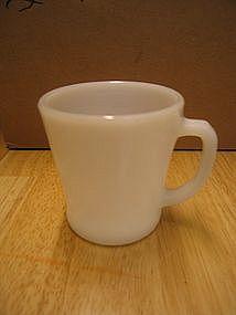 Anchor Hocking D Handle Mug