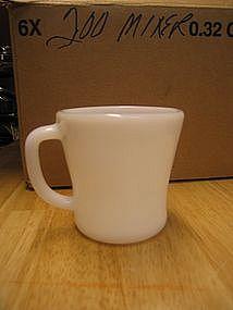 Federal D Handle Mug