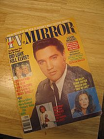 TV Mirror Magazine Sept. 1978