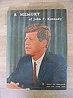 A Memory of John F. Kennedy