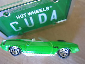 Hot Wheels King Kuda