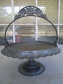 Pairpoint Mfg. Co. Bride's Basket