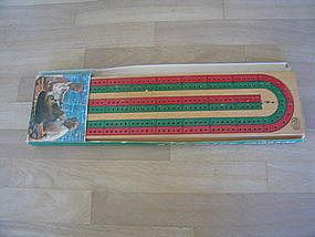 Race Track Cribbage